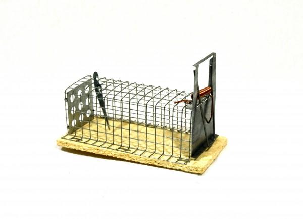 Drahtkäfig-Mäusefalle -Lebenfangfalle-