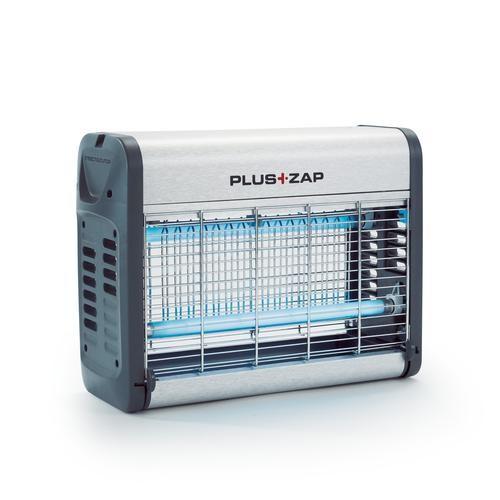 Plus Zap 16 Watt -Aluminium-, Stromgitter-Fluginsektenvernichter von INSECT-O-CUTOR