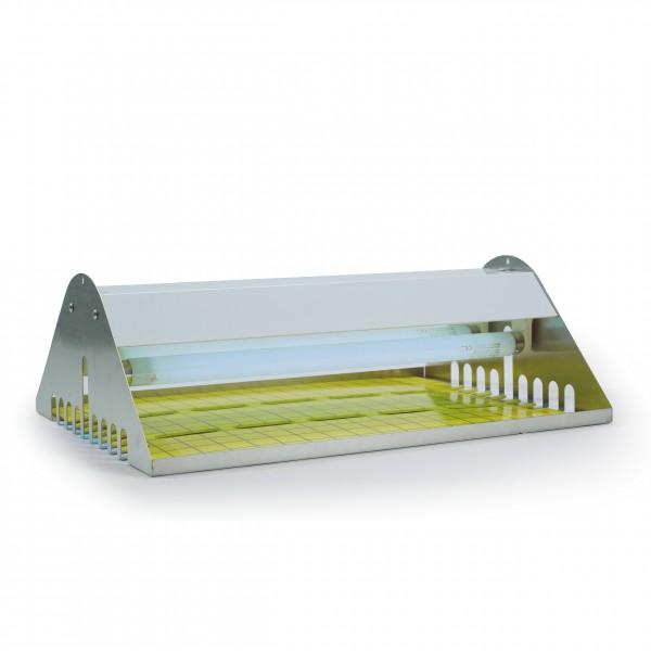 FlytrapCommercial 30 Watt -weiß-, Klebefolien-Fluginsektenvernichter von INSECT-O-CUTOR