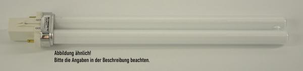 UV-U-Röhre -Grünlicht / splittergeschützt-