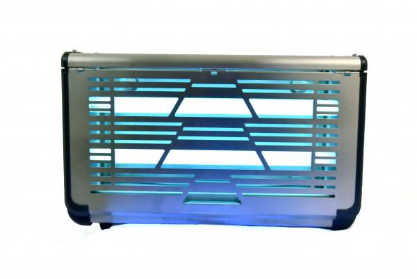 Typ ES 103 30 Watt -Edelstahl-, Klebefolien-Fluginsektenvernichter von FRONTAL