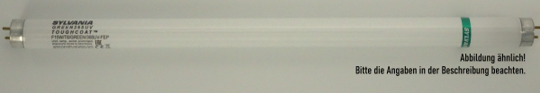 UV-Stabröhre -Grünlicht / splittergeschütz-